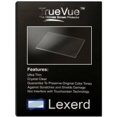 Lexerd - Garmin Nuvi 2455LT 2455LMT 2475LT 2495LMT TrueVue Crystal Clear GPS Screen Protector by Lexerd. $9.95. The Lexerd TrueVue™ is created from an ultra-clear film that is exclusive to Lexerd for covering consumer electronics. Transparent and amazingly thin, the TrueVue is designed to precisely match the contours of every device, providing unbeatable scratch protection. Lexerd TrueVue utilizes the latest LCD screen protection technology that will keep gadgets...