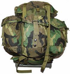 Рюкзак field pack combat nylon, large lc-1 фоторюкзак из декатлона