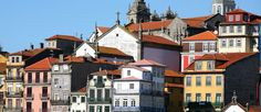 Oporto is one of Europe's most fascinating but least known travel destinations. Its magnificent architecture and spectacular location overlooking the River Douro make Oporto one of the most dramatic and memorable city landscapes. #porto #portugal