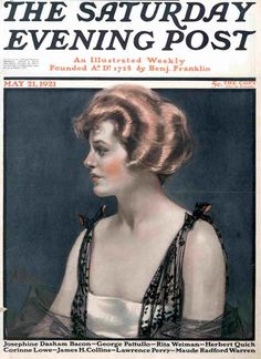 Saturday Evening Post, May 21, 1921 (Neysa McMein)