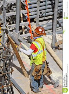 Construction worker, New York City