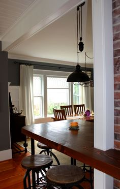 Kitchen Dining Room Remodel Custom Dining Rooms Remodel Ideas Before After 1963 Bi Split Level Homes Inspiration