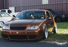 Golf with Jetta front end