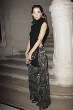 Valentino Spring 2016 Couture Front Row Celebrity Photos - Vogue