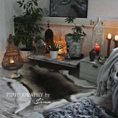 Today I need candlelight already in the afternoon! What a cloudy day...Wish you a nice tuesday!    #boholiving #bohemianliving #interiør #interiorwarrior #interior #interior4you #hygge #hyggehome #instahomes #myhomestyle #candlelight #morrocanhomestyle #woninspo #wonen #cozyroom #cozy