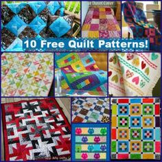 summer days and quilt a pretty