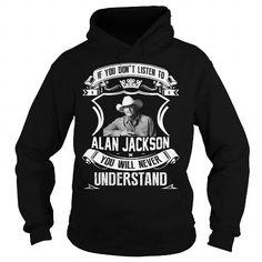 Awesome Tee Christmast ALAN JACKSON T shirt