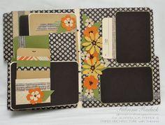 File Folder Scrapbooking by Sabrina Radeck (072913)  tutorial  http://www.youtube.com/watch?v=0GfursbqTdE