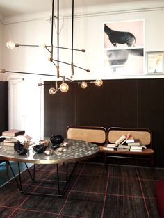 livingroom   by dimore studio