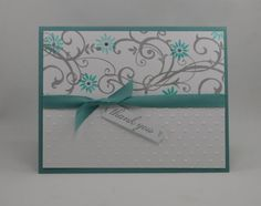 Classic Thanks Paula by mamaxsix - Cards and Paper Crafts at Splitcoaststampers
