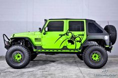 awesome jeeps | Thread: Ebay: A couple of SEMA Jeeps, Poison Spyder Jeep, and another ...