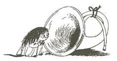 Muumittajan Muumi-blogi: Hemuli, Surku ja Salome Totoro, Painting Inspiration, Art Inspo, Moomin Tattoo, Moomin Valley, Tove Jansson, Girls Time, Whimsical Fashion, Children's Book Illustration