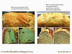 Cocina Fácil Sin Gluten: Eres nuevo en el mundo #singluten? Se te resiste el pan?...