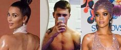 Naked Celebs 2014: From Kim Kardashian And Rihanna To Dan Osborne And 'X Factor' Hopeful Jake Quickenden (PICS)
