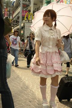 Quirky Fashion, Lolita Fashion, Vintage Fashion, Japanese Street Fashion, Harajuku Fashion, Lolita Dress, Gothic Lolita, Alternative Fashion, Cool Outfits