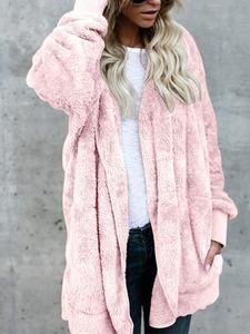 #Coats #OUTERWEAR #Loose #casual