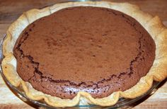 In a Southern Kitchen | Old-fashioned Fudge Pie – Easy and Amazing! | http://inasouthernkitchen.com