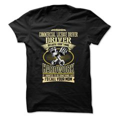 COMMERCIAL LICENSE DRIVER The Awesome T-Shirts, Hoodies. VIEW DETAIL ==► https://www.sunfrog.com/LifeStyle/COMMERCIAL-LICENSE-DRIVER-the-awesome.html?id=41382
