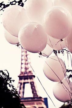 ♔audreylovesparis — Pink Paris
