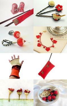 Cherry-esque by Arlene on Etsy--Pinned with TreasuryPin.com