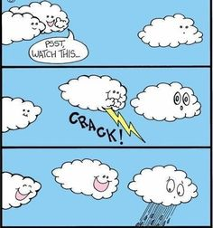#humor ohh so that's why it rains :D