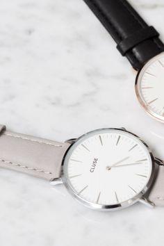 Grey Cluse watch