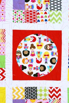 tutorial: super kids quilt (part 2)