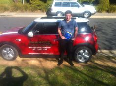 Would like to say Congrats to Andrew Loveday for passing his comp 22 in the Mini Cooper Chilli! Good work see on the defensive course:) http://www.panachedrivertraining.com/defensive-driving-course.html
