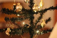 Lighting Up Tiny Trees! Tiny Christmas Trees, Christmas Lights, Cluster Lights, Battery Operated Lights, Tree Lighting, How To Introduce Yourself, Light Up, Shapes, Holiday Decor