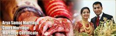 Arya Samaj Vivah for Court Marriage Registration, Arya Samaj Marriage Certificate, Intercaste marriage, Court Marriage in Delhi