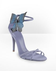 Sandal by Dolce and Gabbana - Love the Butterfly!