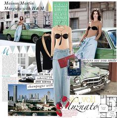 """Maison Martin Margiela with H"" by marikamoshar on Polyvore"