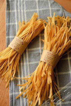 Kochen mit Herzchen - ♥ Mein Koch-Tagebuch mit viel Herz ♥: Frische Pasta einfach selbstgemacht