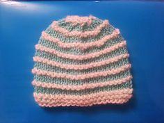 Ravelry: Kinzie Baby Hat pattern by marianna mel