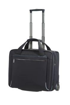 "Spectrolite Black Business Case on Wheels 15.6""  #Samsonite #Spectrolite #Travel #Suitcase #Luggage #Strong #Lightweight #MySamsonite #ByYourSide"