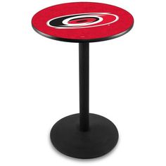 "Carolina Hurricanes 36"" Round Foot Pub Table - $329.99"