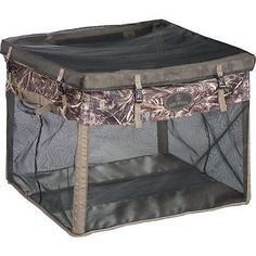 Game Winner Realtree Max-5 Camo Duck Decoy Tote with 30 Decoy Capacity