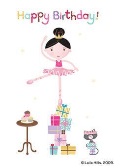 ballerina-birthday-card