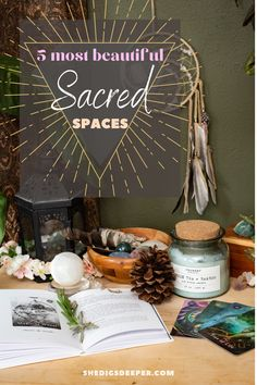 Wanna create Sacred Space in your home, but need inspiration? This is for you: I'm introducing you to the 5 most whimsical Sacred Spaces you've ever seen. Mind Body Spirit, Mind Body Soul, How To Introduce Yourself, Create Your Own, Whimsical, Mindfulness, Internet, Inspire, Let It Be