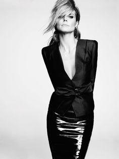 Heidi Klum, Marie Claire -  February 2013 #APerfectBody
