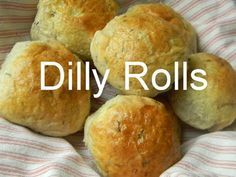 Dilly Rolls
