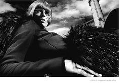 """Pop Odyssey"" | Model: Coco Rocha, Photographer: Chaundo & Frey, L'Officiel Singapore, September 2014"