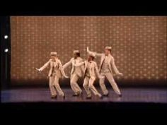 I Wanna Be a Dancin' Man - Fosse