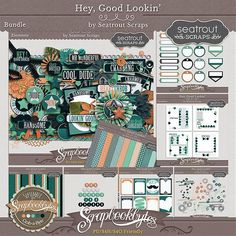 Hey, Good Lookin' by Seatrout Scraps! Today sees the launch of Hey, Good Looking' ... Seatrout Scraps contribution to the September Grab a Byte. There are 8 packs at just $1 per pack, and these will be available for 1 week only at this amazing price. Blog Post; http://seatroutscrapsdesigns.com/1/post/2014/09/hey-good-lookin-scrapbookbytes-grab-a-byte-promotion.html. 09/08/2014