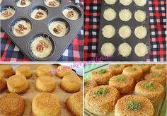 Cake Mold in Tel sweet pastry dessert Armenian Recipes, Turkish Recipes, Indian Food Recipes, Middle Eastern Sweets, Middle East Food, Dessert Packaging, Arabic Dessert, Puff Pastry Recipes, Ramadan Recipes