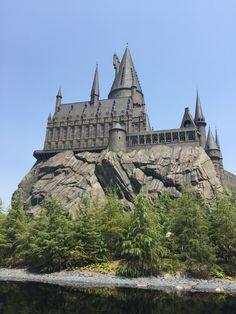 Hogwarts  Universal studios Japan Hogwarts Universal Studios, Universal Studios Japan, Castles, Cathedral, Harry Potter, Clay, Travel, Clays, Viajes