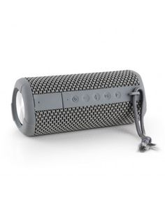 Listen to your favourite music with this Portable Wireless Bluetooth Speaker. Electronics Gadgets, Bluetooth, Grey, Electronic Devices, Gray, Tech Gadgets