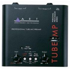 ART Tube MP Original - Microphone PreAmp