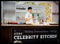 Chef Joanne Chang divulges her secrets to the perfect pie crust during her demonstration in the SCE&G Celebrity Kitchen.