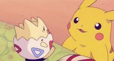 Pikachu & Togepi I've gone into 'too cute' arrest! ashgdaksjdfkjsdnv,hdkifutiertkqehrkjvn,amdv jehdftiho;ruytog.juerhjaghyfkjehdug